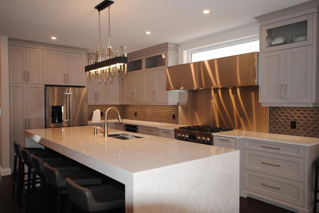 Custom Detailed Kitchen