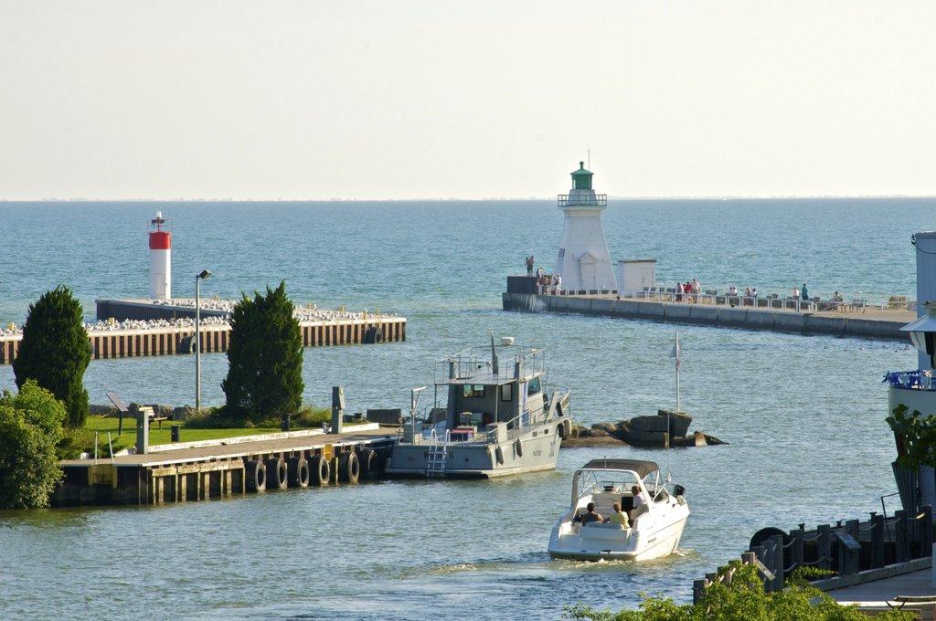 Port Dover Harbor